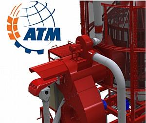 Зачем нужна система аспирации в базовой комплектации зерносушилки АТМ