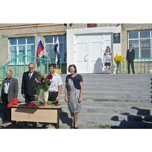 К проекту ОНФ «Имя героя – школе» Шокшинская школа Мордовии