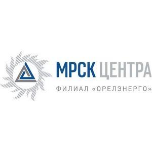 Орелэнерго: в приоритете производственных программ – надежность энергоснабжения Орловского района