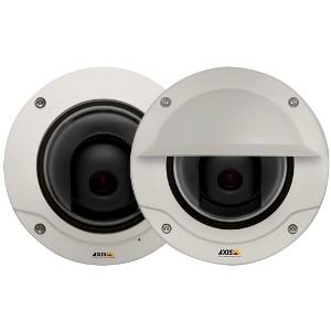 Новые высокозащищенные IP-камеры AXIS для видеоконтроля в помещениях и на улице с HD при 120 к/с