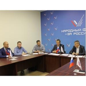Челябинские активисты ОНФ подняли проблему дольщиков нежилых помещений