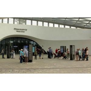 LG оснастила профессиональными дисплеями digital-терминалы в парке «Зарядье»