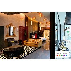 Agoda представляет зимние скидки на ТОП-10 тематических отелей Тайваня