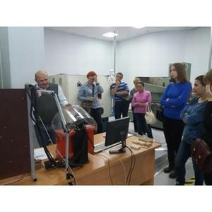 Взаимодействие образовательного центра «Золотое сечение» с промышленными предприятиями