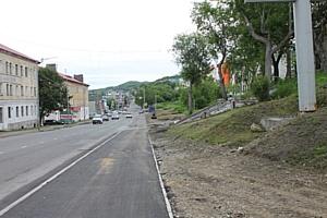 Большинство вошедших в рейтинг ОНФ дорог Петропавловска-Камчатского отремонтируют в ближайшее время