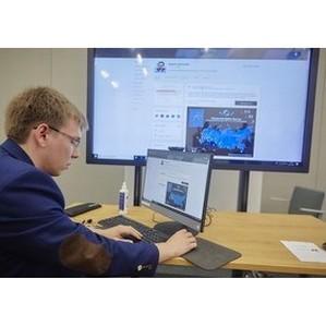 «Цифровые следы» 110 000 школьников и студентов собрала платформа «Талант» Кружкового движения НТИ