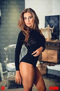 Натали Соболева стала «девушкой месяца»  FHM India
