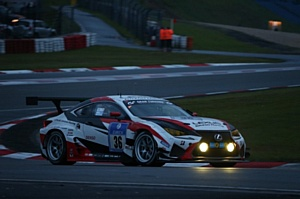 Bridgestone успешно завершили 24-часовую гонку в Нюрбургринге.