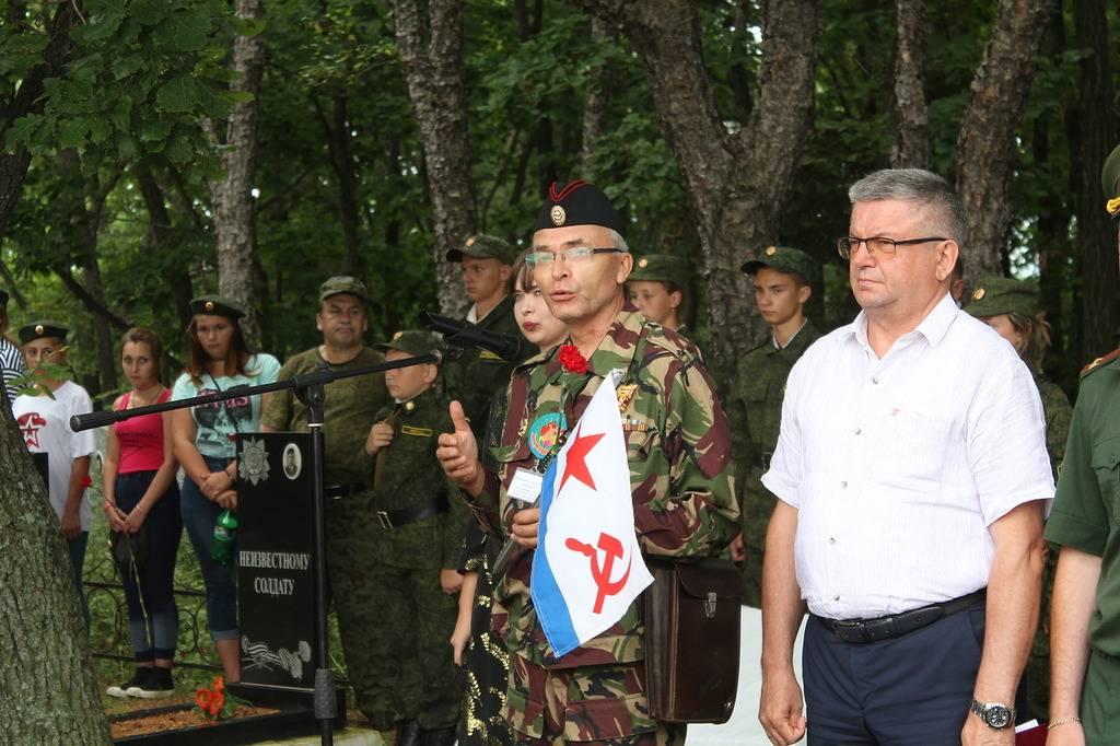 В Пограничном районе Приморья задались вопросами актуальности патриотического воспитания