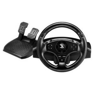 Thrustmaster представляет рулевую систему с официальной лицензией для PlayStation 4 и PlayStation 3