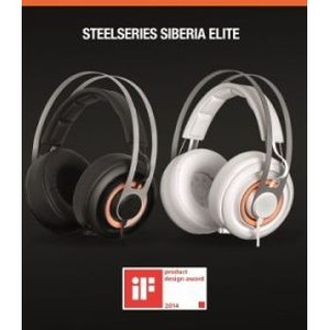 Steelseries Siberia Elite получила награду If Design Award