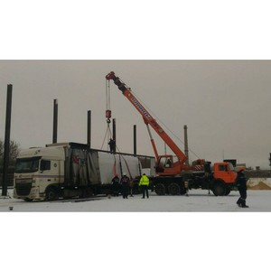«ГазЭнергоСтрой»  завершила монтаж основного оборудования для ликвидации свалки промотходов