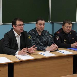 В Кемеровском СИЗО-1 прошла акция, приуроченная к Всероссийскому Дню правовой помощи детям