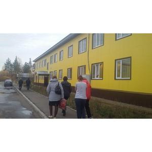 Активисты ОНФ в Коми продолжают держать на контроле ситуацию с формальдегидными домами в Емве