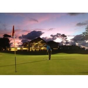 В Малайзии открылся Международный гольф-клуб Лабуан
