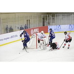 ГК «МИЦ» поддержала чемпионат ГУ МВД России по Москве по хоккею с шайбой в честь Дня Великой Победы