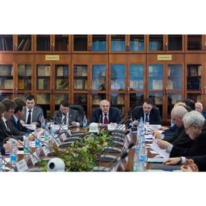 В Торгово-промышленной палате договорились о мерах регулирования рынка систем отопления