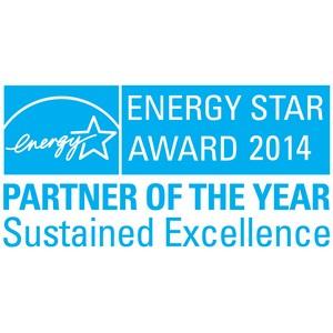 LG получила высшее признание EPA-награду «2014 Energy Star Partner of the year»