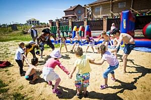 В поселке Берег FM прошел праздник Дня семьи, любви и верности