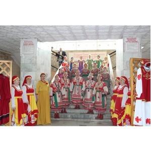 Дом дружбы народов Чувашии продолжает подготовку к фестивалю национальных культур «Радуга дружбы»