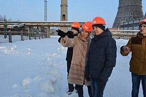Энергетики Марий Эл и Чувашии продолжают традицию проведения Дней открытых дверей