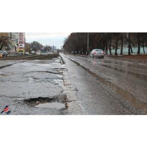 Благодаря карте убитых дорог в 2018 году на 10 улицах Самары будет проведен ремонт