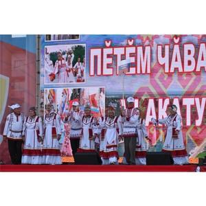 VI национальный праздник всечувашский «Акатуй» стал международным