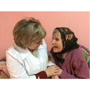 «Скорая волонтёрская помощь» спешит в Михайловский дом-интернат