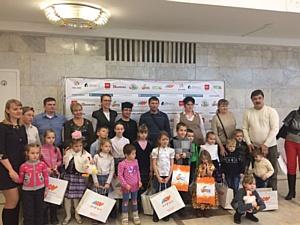 Илгизя Шарафиева: Toy.ru и фонд Добрые дела подарили детям праздник