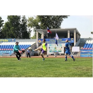 Филиал «Рязаньэнерго» провел турнир по мини-футболу среди энергопредприятий региона