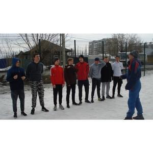 ОНФ в Курганской области продолжает работу по привлечению молодежи к проектам Народного фронта
