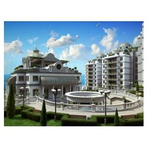 Самые дорогие объекты Крыма строят итальянцы