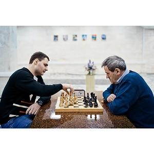 «Швабе» провел корпоративный турнир по шахматам