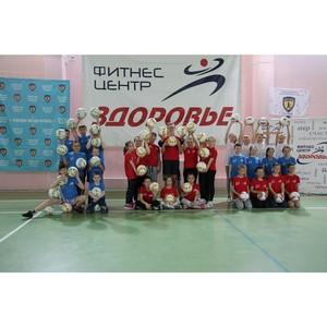 В Коми участники флешмоба акции ОНФ «Моя – Россия» поддержали сборную России по футболу