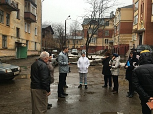 Активисты ОНФ помогают кировчанам решить проблемы при подготовке проектов по благоустройству