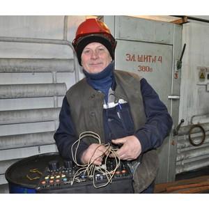 Электрослесарь «Улан-Удэ Энерго» получил почетную грамоту Министерства энергетики России