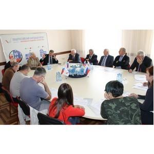 Активисты ОНФ в Кабардино-Балкарии формируют региональные инициативы по нацпроектам