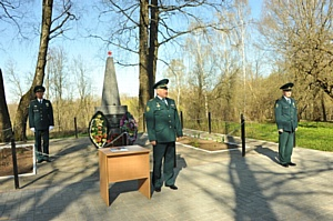 Смоленские таможенники чтят память о защитниках Отечества