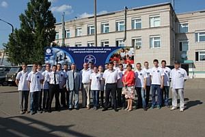 В Костромаэнерго подвели итоги работы студенческого стройотряда