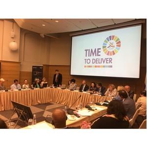 А. Д. Каприн принял участие в совещании региональных директоров ВОЗ по вопросам борьбы с НИЗ