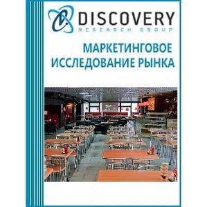 Анализ рынка общественного питания в Уральском федеральном округе