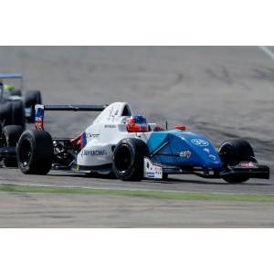 Матевос Исаакян занял девятое место в третьей гонке этапа Eurocup Formula Renault 2.0