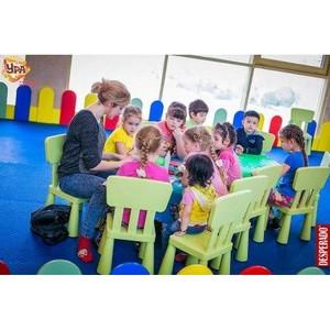 Интеллектуальный досуг в клубе детских увлечений «Ура» в ТРЦ «Аура»