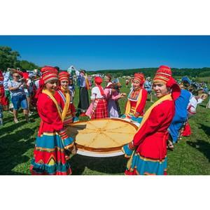 Этновесна детского праздника песни «Чипайне»