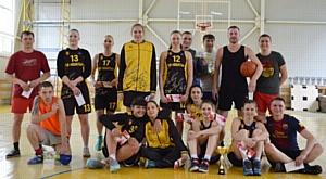 Unitile провел товарищескую встречу по баскетболу с БК «Шахты»