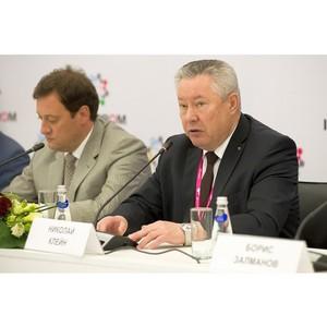 """Концерн ВКО """"Алмаз – Антей"""" представил продукцию гражданского назначения на выставке ИННОПРОМ"""