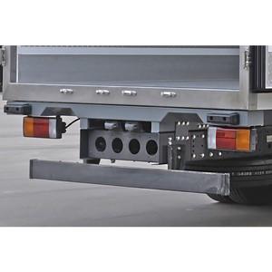 ООО «МЗЕП» выпускает универсальные резиновые отбойники на фургоны