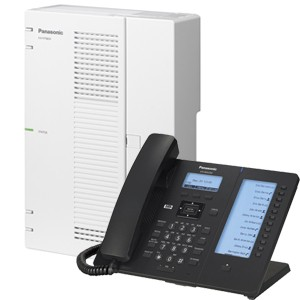 IP-АТС Panasonic KX-HTS824 - идеальное решение для малого бизнеса