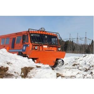 ФСК ЕЭС продемонстрировала готовность к работе в зимних условиях в девяти центральных регионах