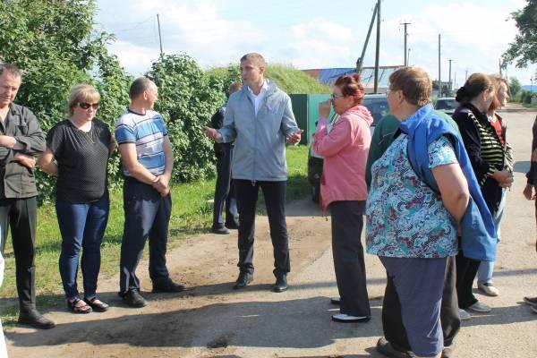 После вмешательства кировских активистов ОНФ на дороге к деревне Пестовы был выполнен ямочный ремонт